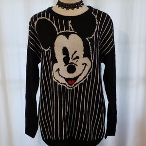 Disney Mickey Mouse Winking Sweater by H&M